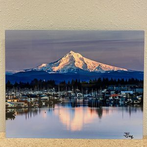 Mt Hood Photo Canvas