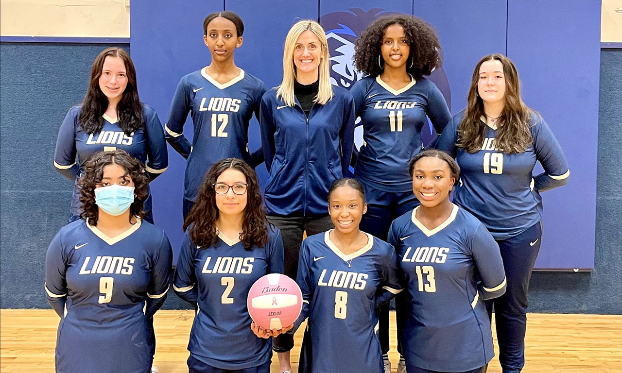 MCA Varsity Volleyball